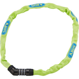 ABUS 4804C Chain Lock lime